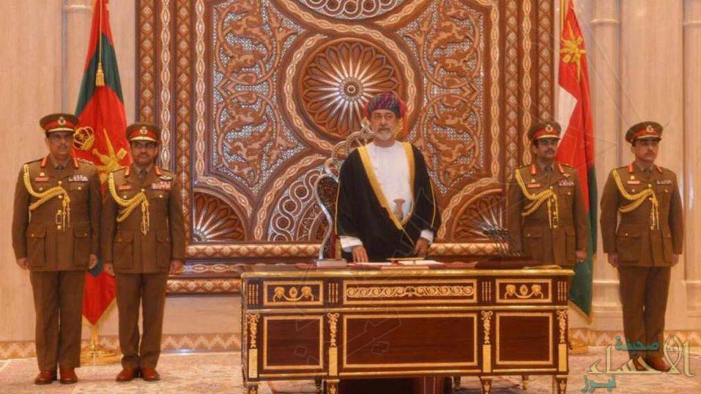 السلطان هيثم بن طارق: سأحافظ على العلاقات الودية مع كل الدول