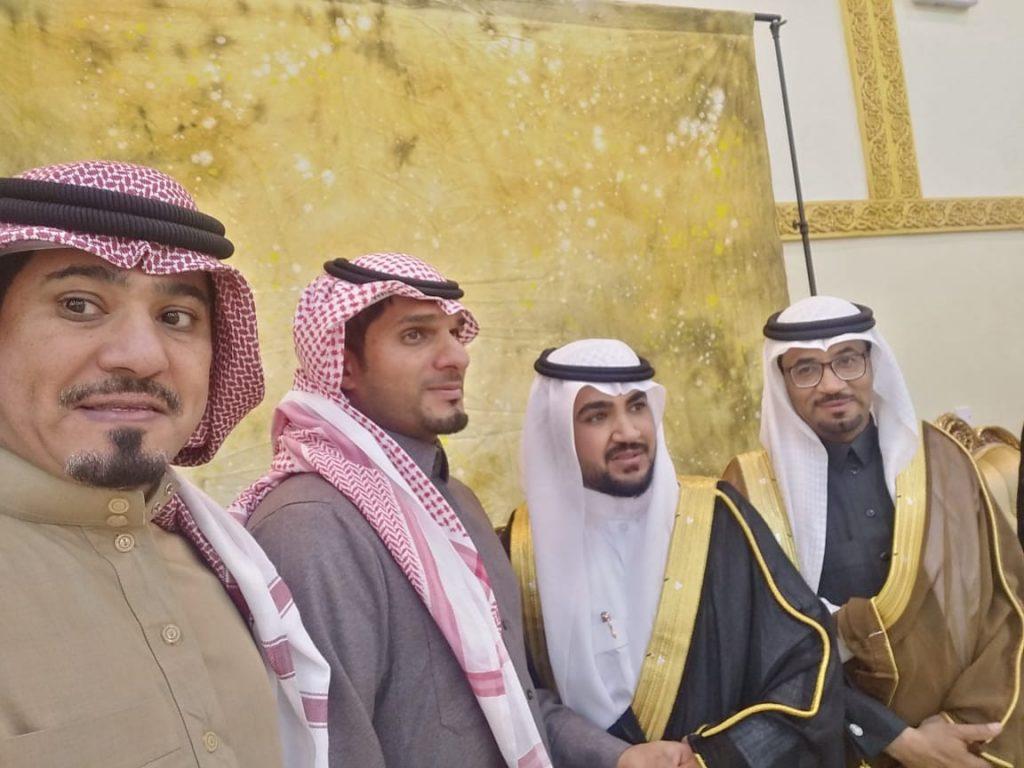 """عائلة """"الحجي""""… تحتفي بزفاف نجلها """"باقر"""""""
