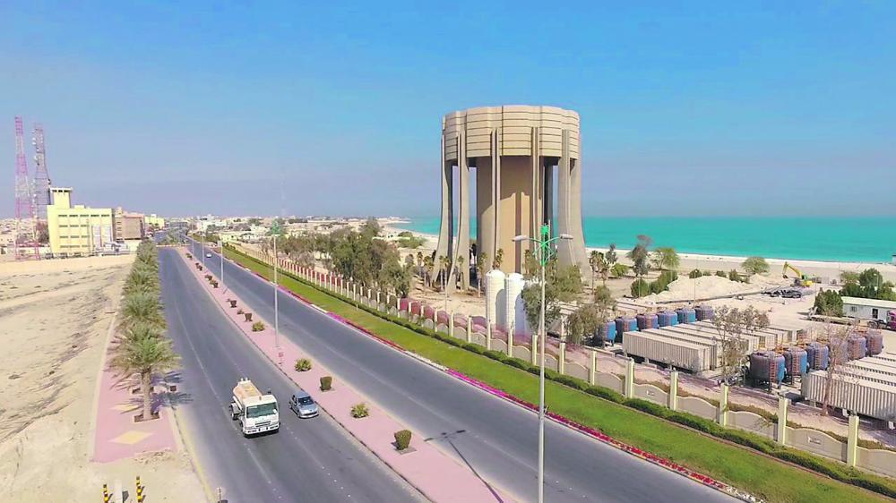 مشروع لإنشاء مطار وسكة حديد ومدينة صناعية لوجستية في الخفجي