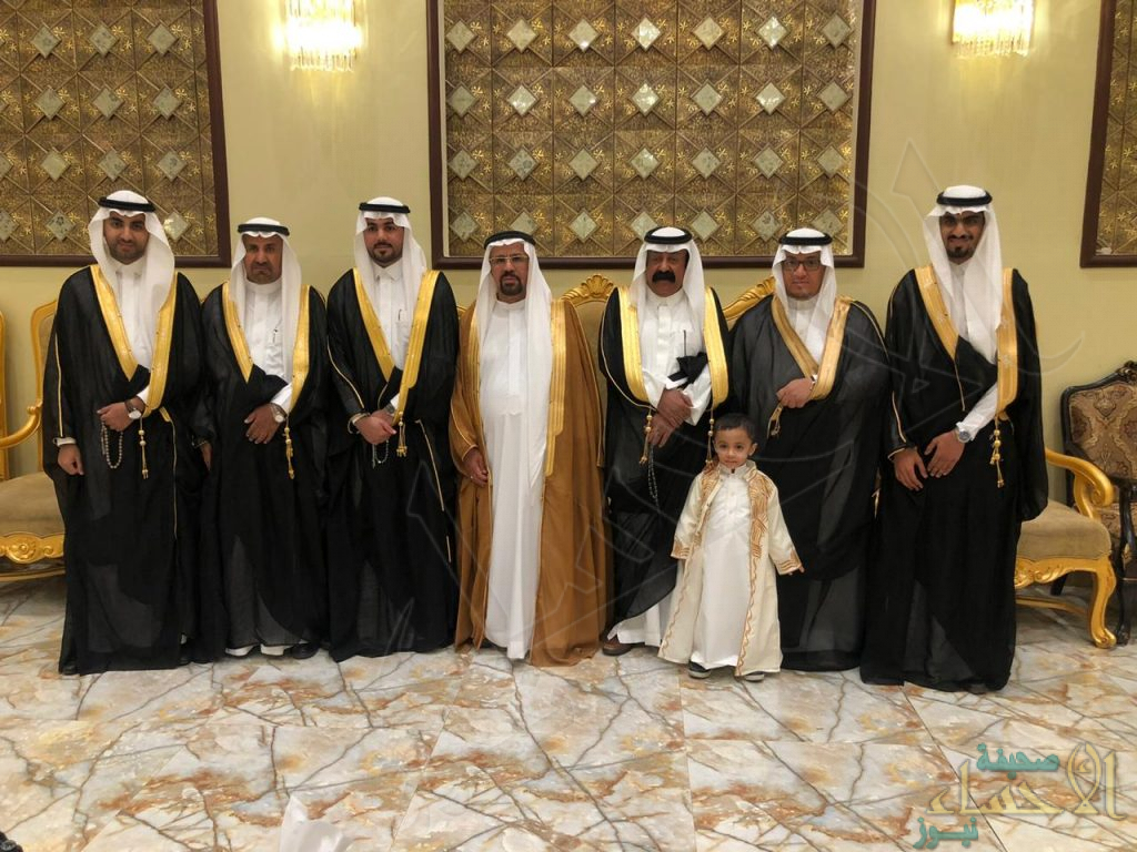 """أسرة الحداد تحتفل بزف نجلها """"مهدي"""""""