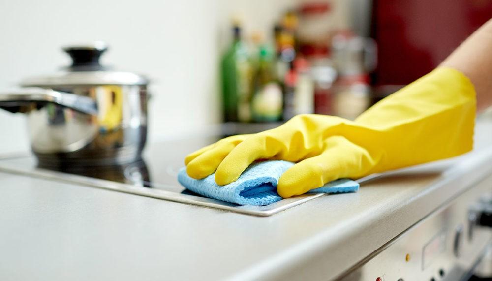 """استحداث منتج تنظيف من """"بقايا الطعام"""""""