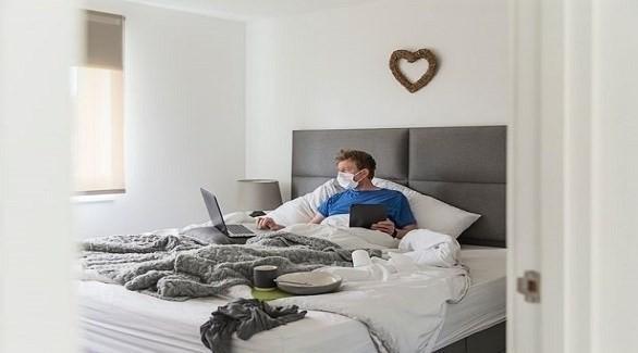 لهذا السبب… تفادوا العمل في السرير أثناء الحجر المنزلي