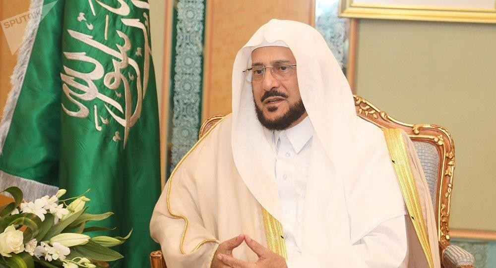 آل الشيخ… يوجه بمنع دخول مياه الشرب للجوامع والمساجد