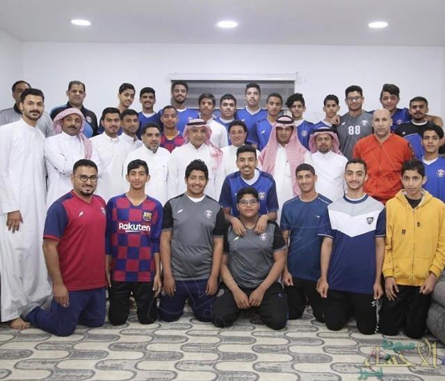 """على خلفية مشاجرة لاعبي اليد """"العمران"""" و """"العدالة"""" حبايب"""