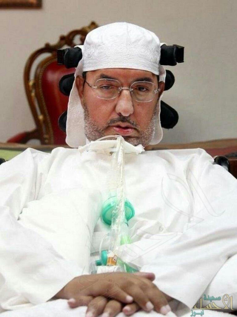 """وفاة """"سلطان العذل"""" .. لُقّب بـ""""ستيفن هوكينج السعودية"""" وهذه لمحات من حياته"""