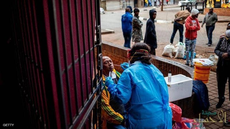 """دولة إفريقية أكثر استعدادًا لمواجهة كورونا والسبب في """"السل"""" و""""الإيدز"""" !!"""