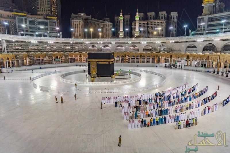 """""""رئاسة الحرمين"""" تدشن مصلى الإمام الجديد بالحرم المكي"""