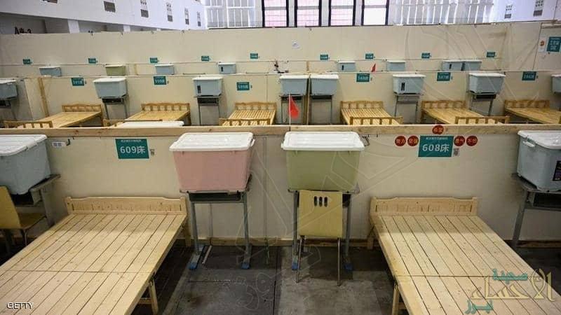 """الصين.. مستشفيات """"موطن الوباء"""" خالية من مرضى كورونا"""