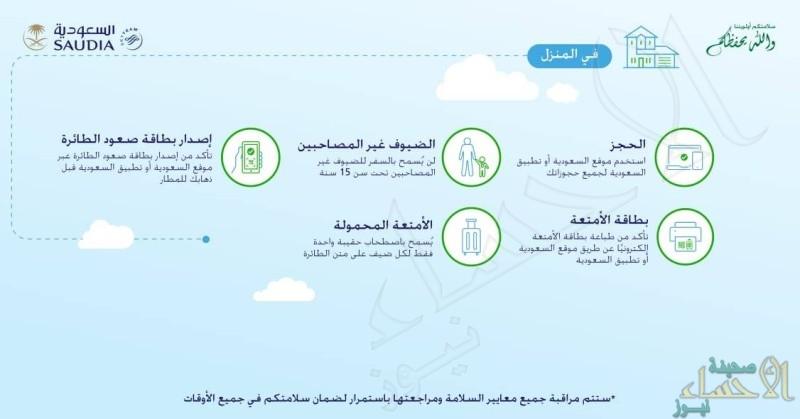 بطاقة صعود الطائره للخطوط السعوديه