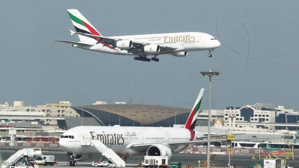 """""""طيران الإمارات"""" تستأنف رحلات الركاب إلى 29 مدينة"""