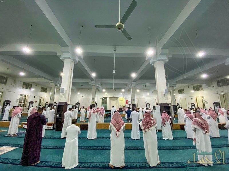 """""""الشؤون الإسلامية"""" تغلق 18 مسجدا مؤقتاً في 6 مناطق"""
