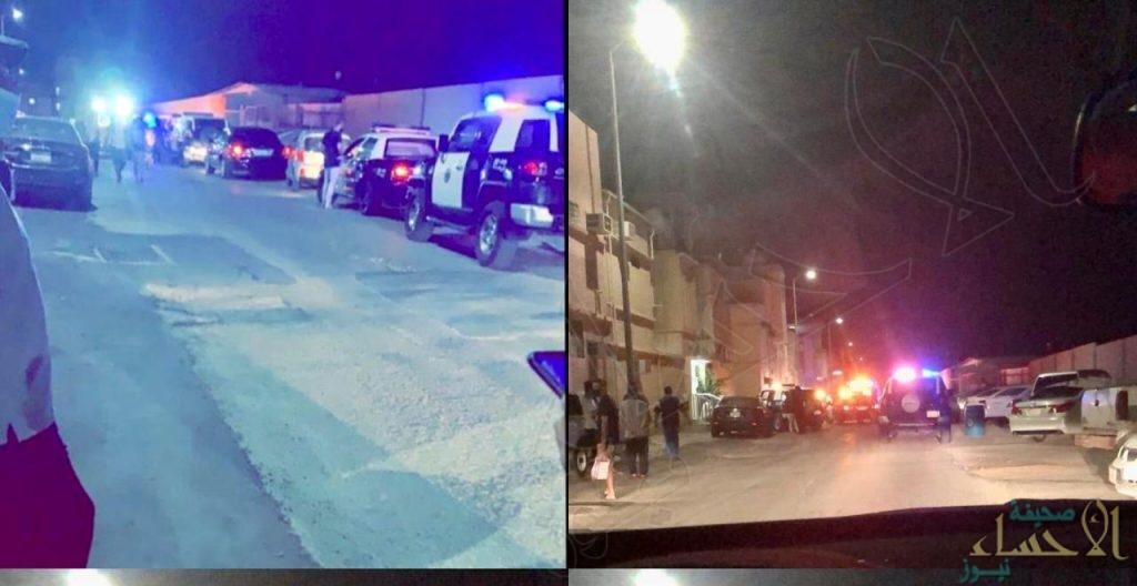 """شرطة المنطقة الشرقية: شبهة جنائية في حادثة """"شعبة"""" الأحساء"""