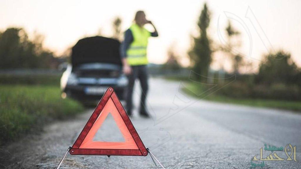 المرور يوجه 5 نصائح عند تعطل المركبة على الطرق العامة
