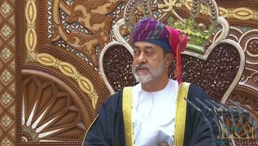 سلطان عمان يصدر 28 مرسوماً لإعادة هيكلة بعض الوزارات