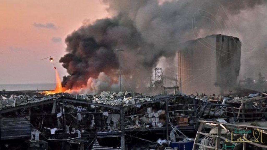 تنبيه مهم من سفارة المملكة في لبنان للمواطنين بعد «انفجار بيروت»