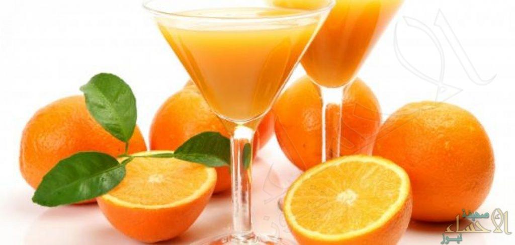ماذا يحدث لجسمك عند شرب عصير البرتقال بانتظام؟