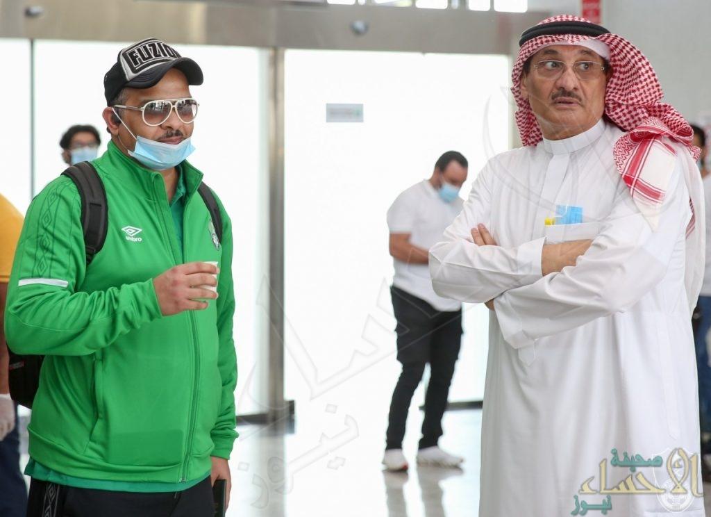 الأهلي يطير إلى الدوحة لاستكمال أبطال آسيا 2020