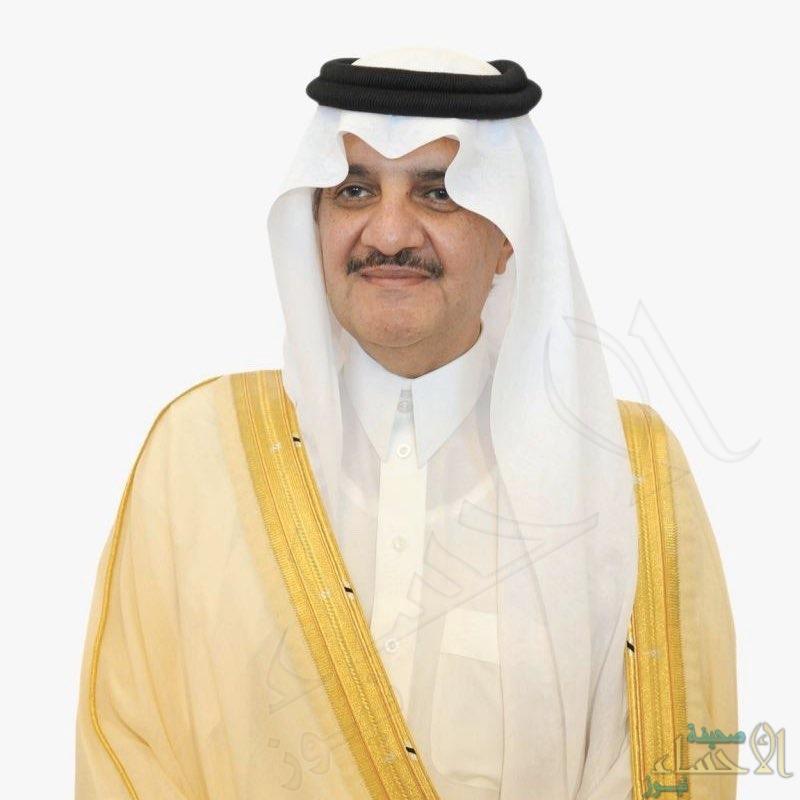 سمو أمير المنطقة الشرقية يبارك صعود نادي الباطن لدوري المحترفين السعودي