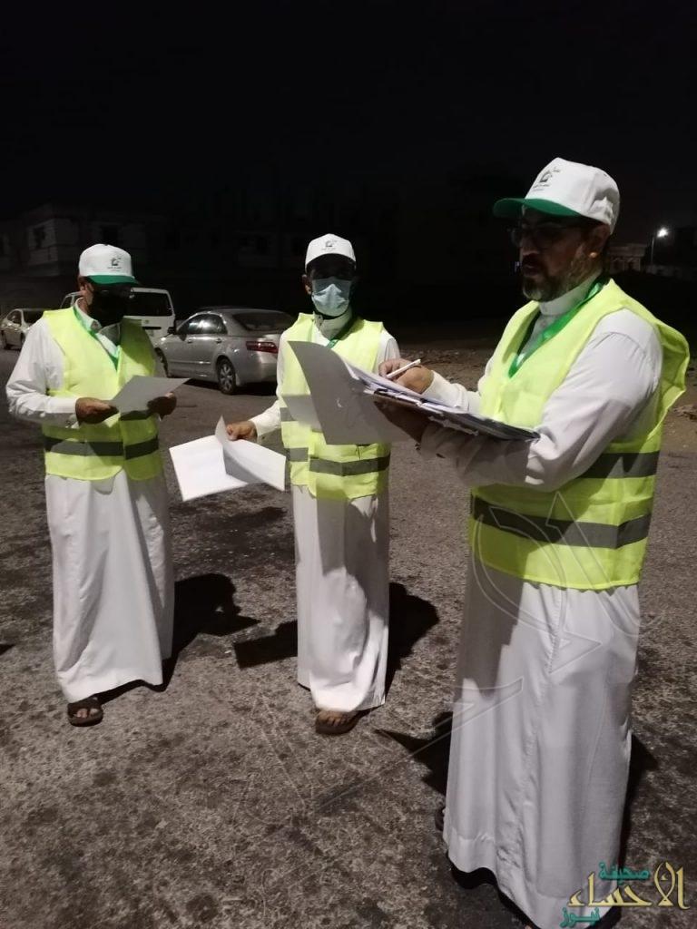 بالصور .. فريق أغصان الصفا يبدأ أولى جولاته لمبادرة فلنغرسها ٢٠٢٠