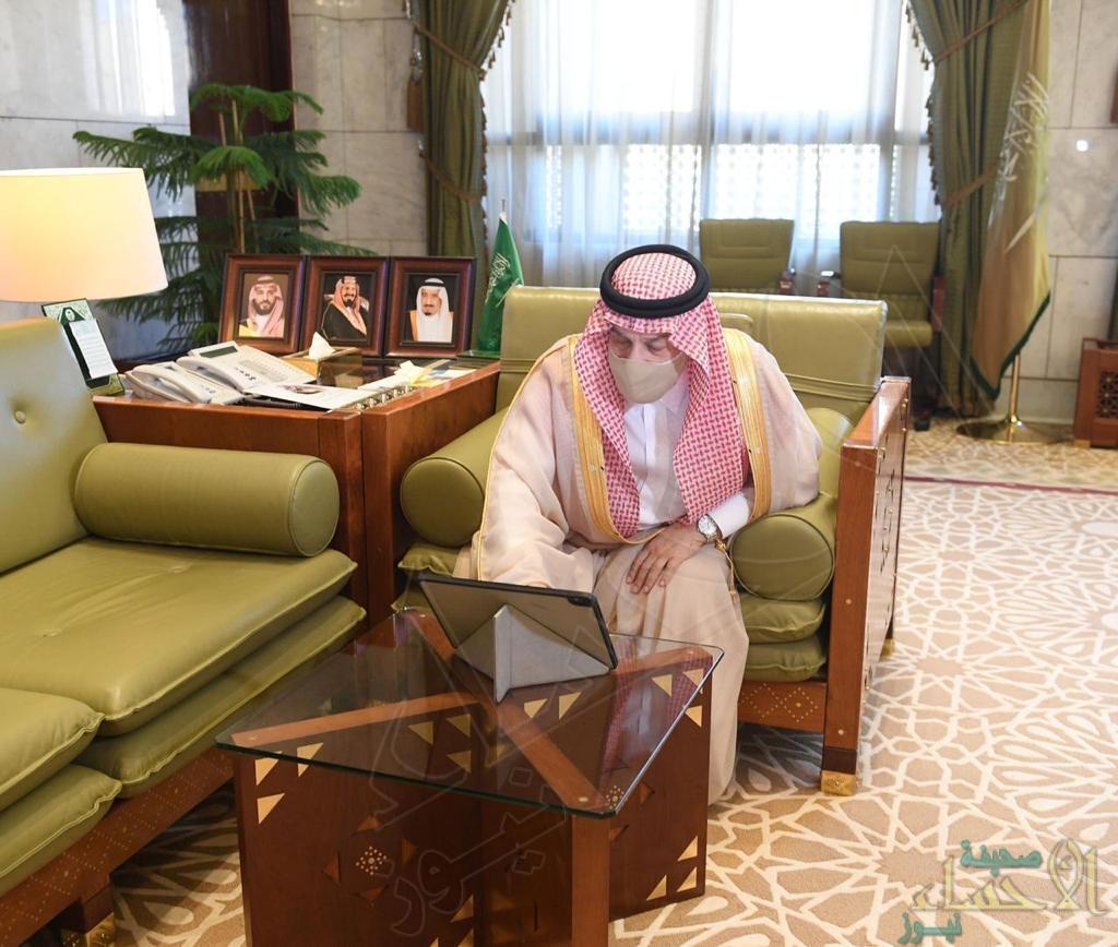 """سمو أمير منطقة الرياض يدشن الحملة التوعوية بسرطان الثدي بعنوان """"العفو والعافية"""""""
