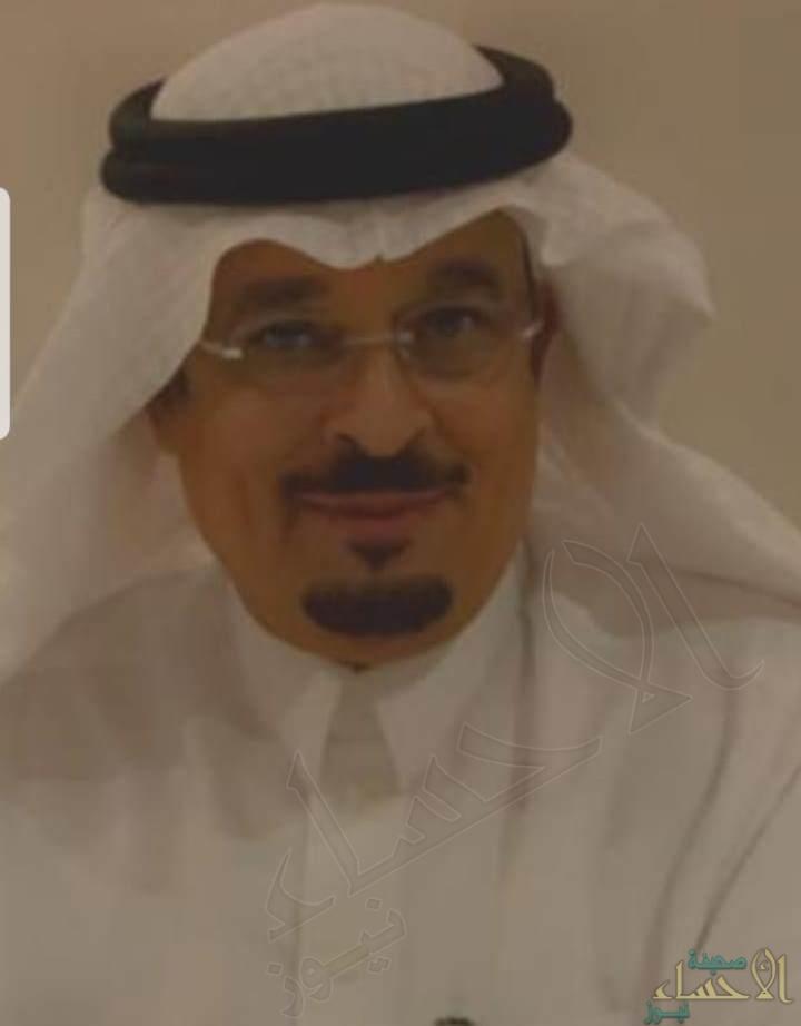 """الماجستير من جامعة الملك فيصل لـ """"أحمد الدرويش العدساني"""""""