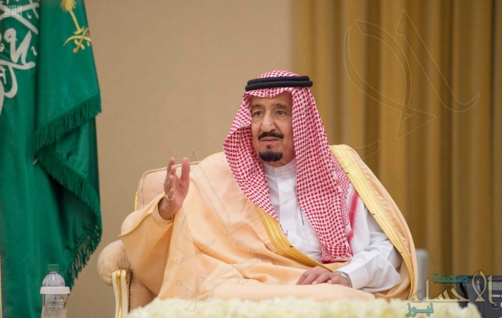 الملك سلمان يوجه بسد احتياجات الأردن من الأوكسجين الطبي