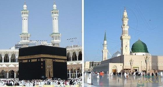 رئاسة الحرمين تنظّم حركة دخول وخروج 920 ألف مصلٍ و408 آلاف معتمر