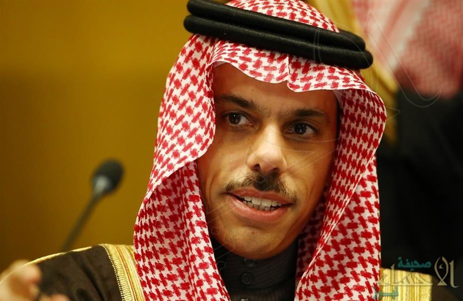 وزير الخارجية: المملكة يجب أن تكون طرفًا في أي اتفاق مستقبلي مع إيران