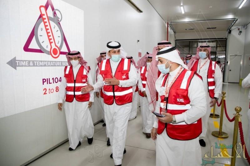 """الرئيس التنفيذي للسعودية للشحن يؤكد: طائراتنا جاهزة لنقل """"لقاحات كورونا"""""""