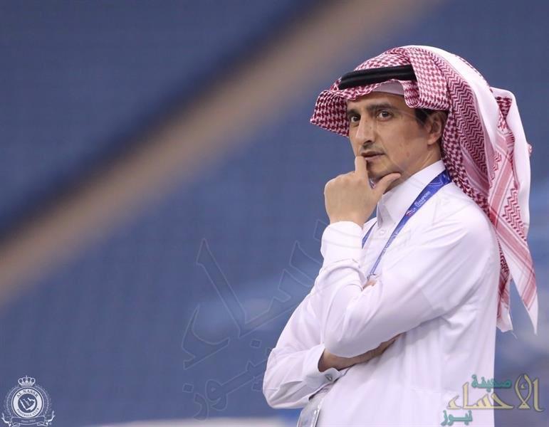 """استقالة """"الحلافي"""" من منصبه و """"حسين عبدالغني"""" مديرًا تنفيذيًّا لكرة القدم في """"النصر"""""""