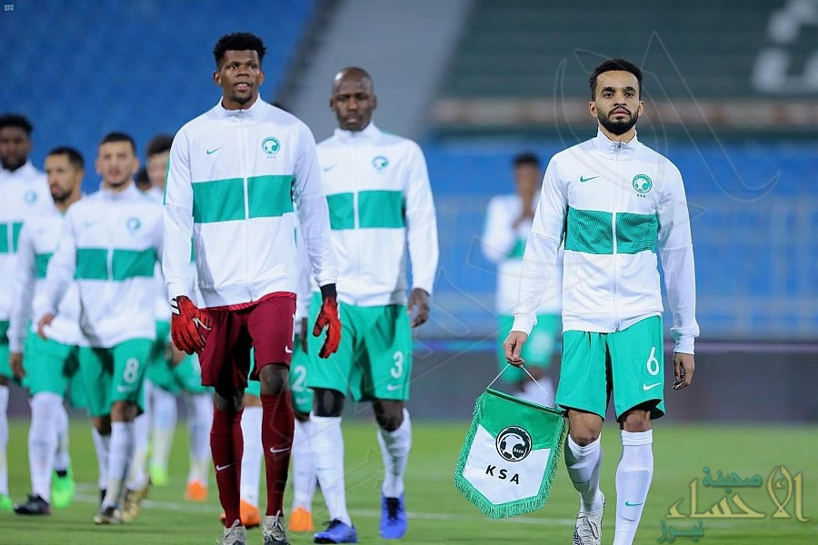 المنتخب السعودي الأول يخسر مواجهة جامايكا في ختام أيام الفيفا
