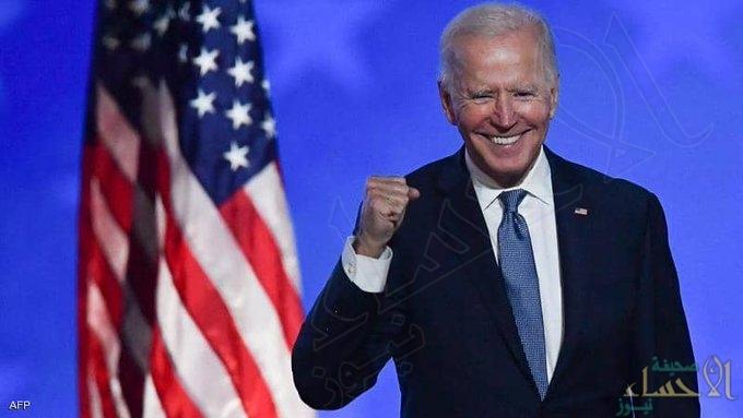"""بعد تخطيه 270 صوتاً بالمجمع الانتخابي .. """"بايدن"""" يفوز في انتخابات الرئاسة الأمريكية"""