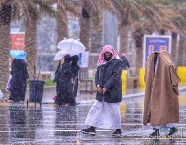 """إليك توقعات """"الوطني للأرصاد"""" عن حالة الطقس اليوم الثلاثاء"""
