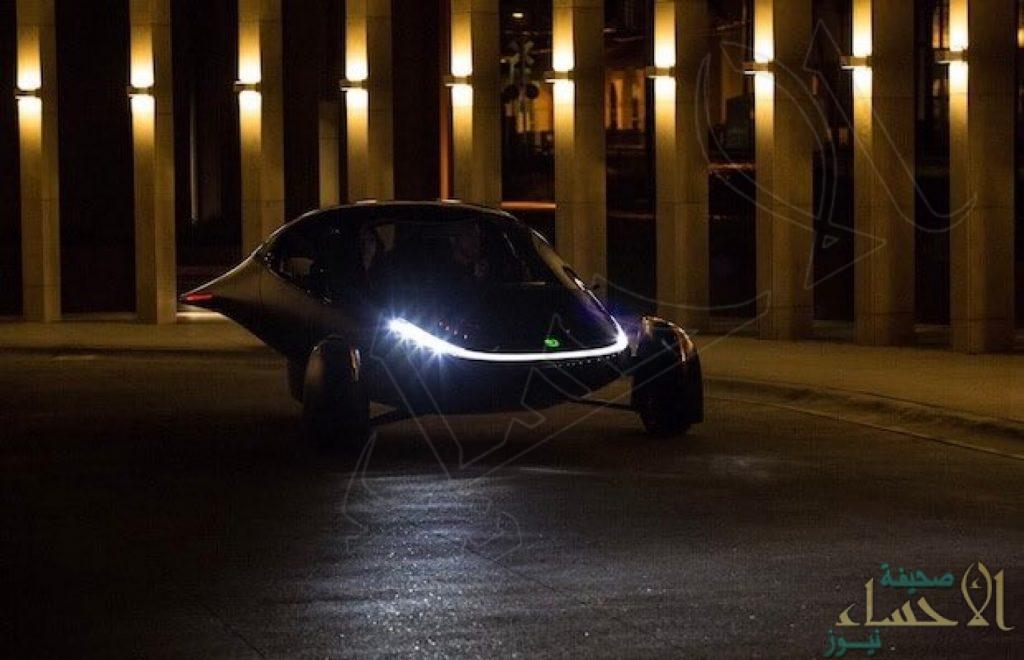 تعرّف على أول سيارة كهربائية تعمل بالطاقة الشمسية