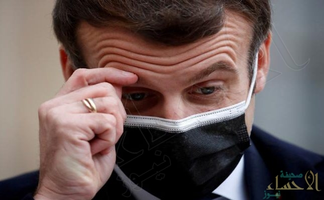 بيان جديد من الرئاسة الفرنسية عن حالة ماكرون بعد إصابته بكورونا