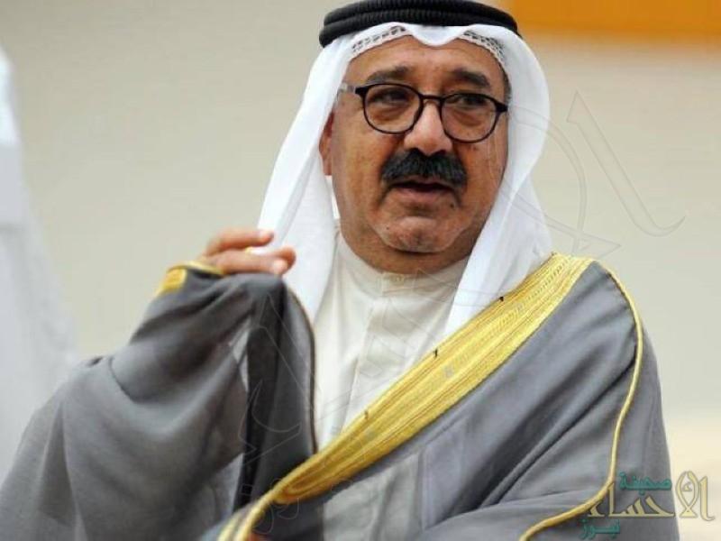 بعد 80 يوماً من رحيل والده .. وفاة الشيخ ناصر نجل أمير الكويت الراحل