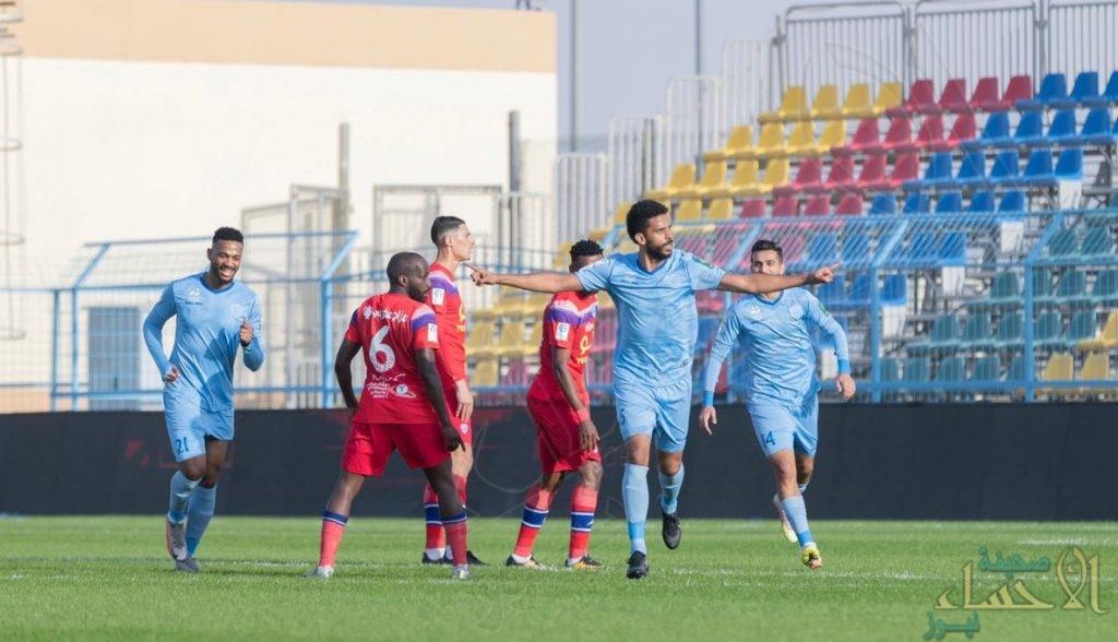 الباطن يتأهل إلى دور الثمانية من كأس الملك بعد تغلبه على أبها