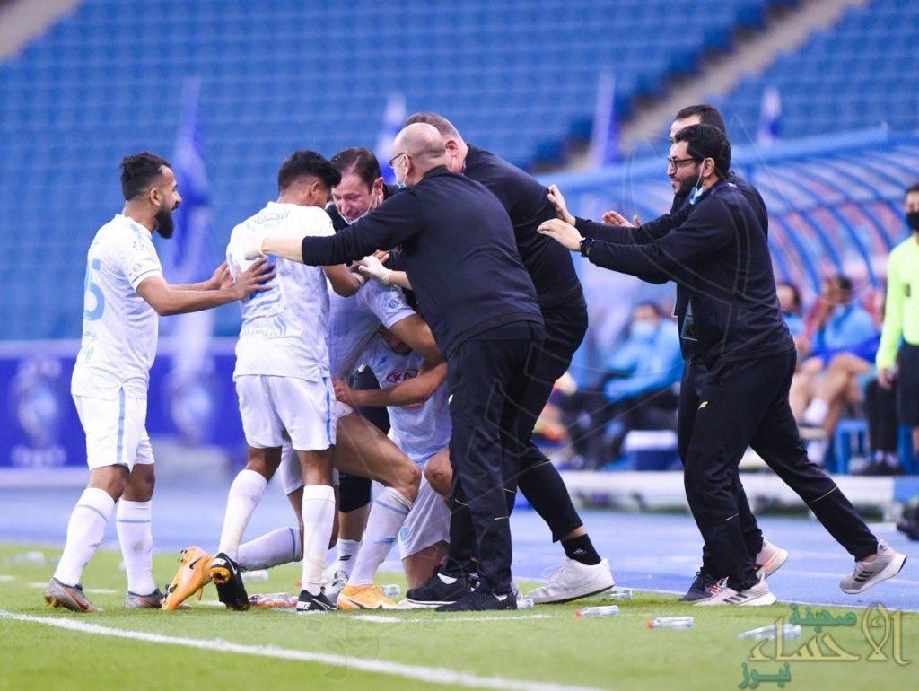مواجهات ربع نهائي كأس الملك.. تأهل النصر والاتحاد وخروج الهلال والأهلي