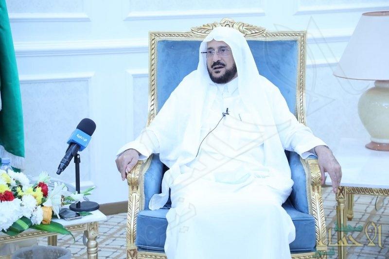 """""""آل الشيخ"""": طي قيد الأئمة الذين لم يخطبوا عن خطر جماعة الإخوان المسلمين واجب الوزارة"""