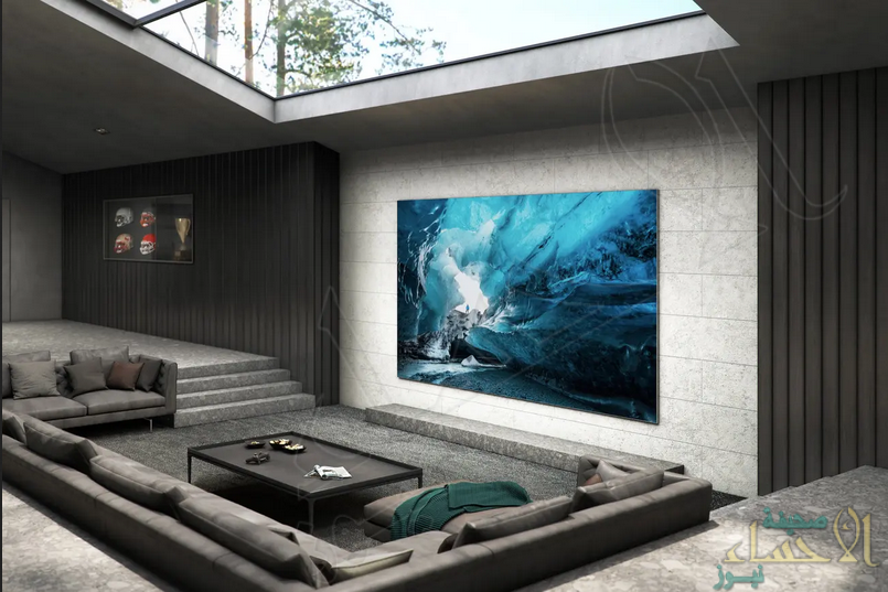 "سامسونج تطرح تلفاز ""MicroLED"" جديد بقياس 110 إنشات وعمر افتراضي طويل"