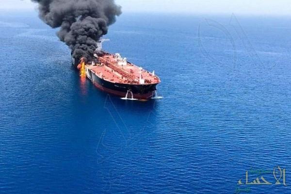 التحالف: ارتطام لغم حوثي بسفينة تجارية في البحر الأحمر.. والكشف عن الأضرار