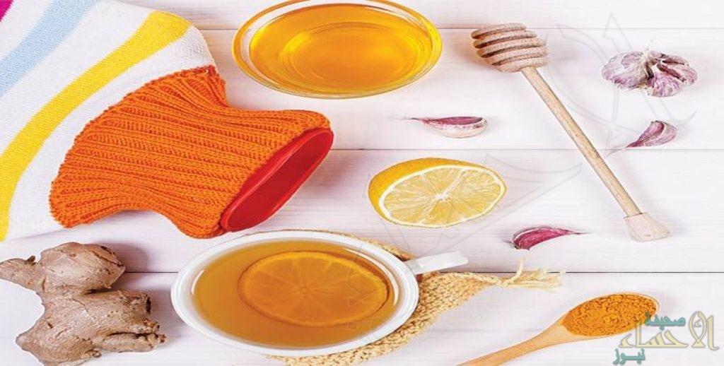 أغذية ومشروبات يفضل تجنبها في حالة الإصابة بنزلات البرد