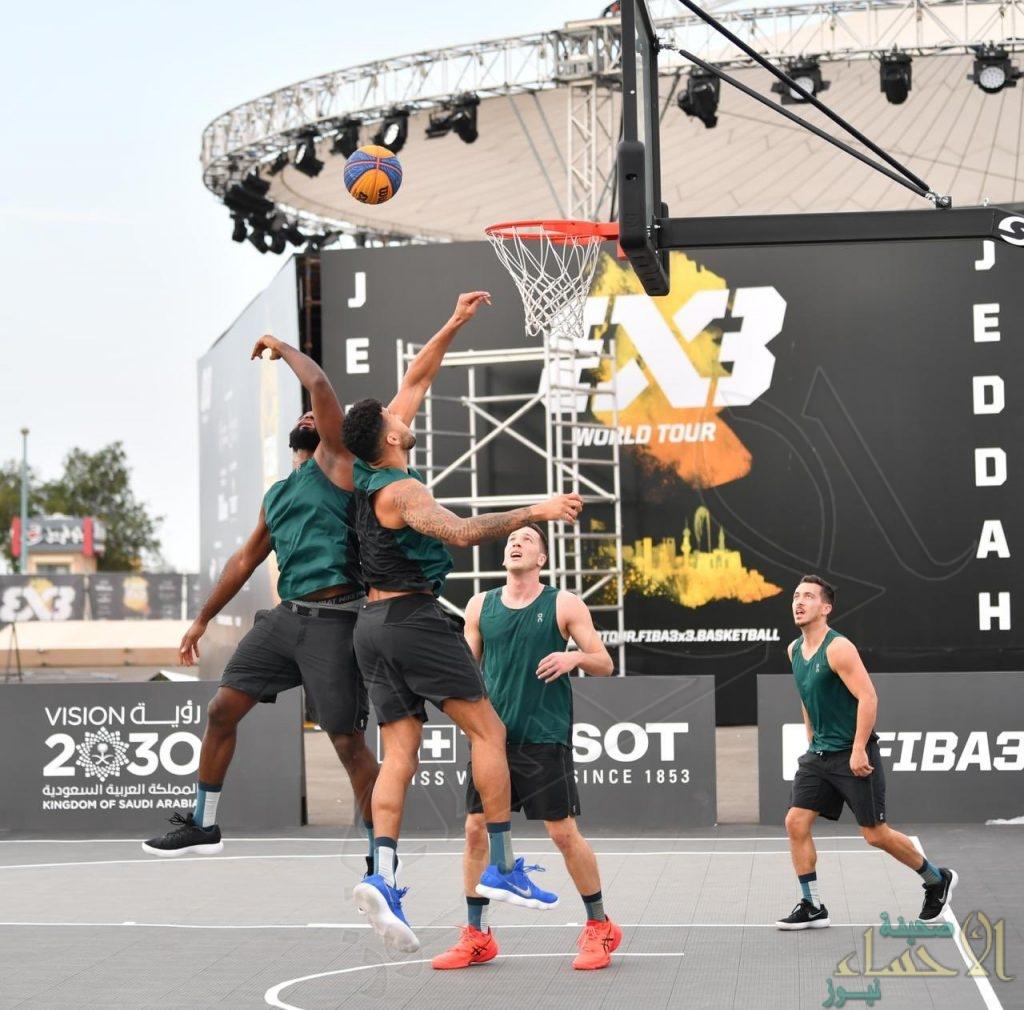 تنطلق غداً في جدة .. نهائيات الجولة العالمية للأبطال لكرة السلة 3×3
