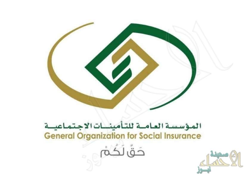 """""""التأمينات الاجتماعية"""" تتيح طباعة شهادة إلكترونية بالمستحقات الشهرية"""