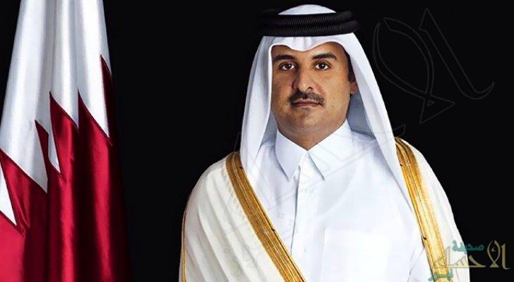 """للمشاركة في القمة الخليجية .. """"أمير قطر"""" يغادر الدوحة متوجها إلى """"العلا"""""""