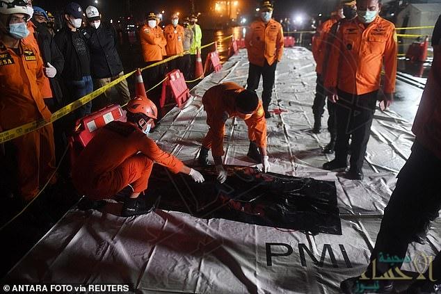 سبب غريب وراء تحطم الطائرة الإندونيسية المنكوبة