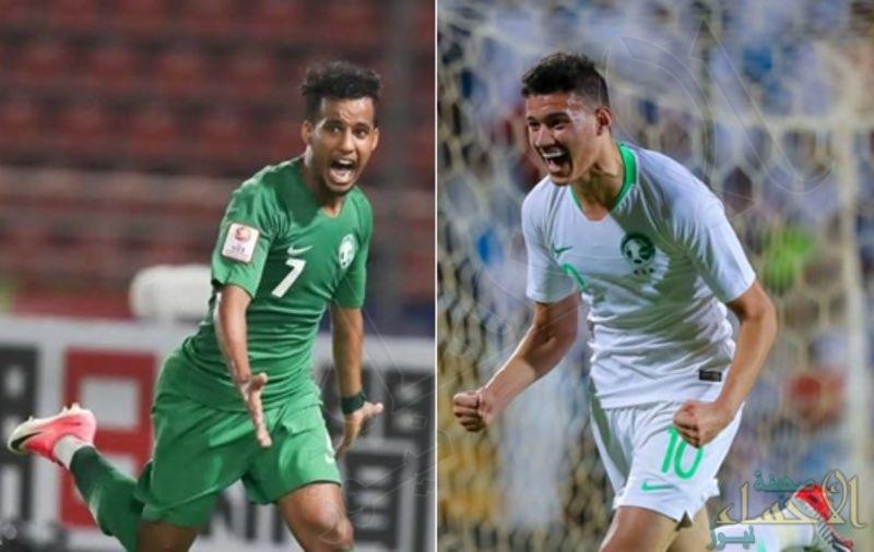الحمدان وغريب ينافسان على جائزة أفضل لاعب شاب في القارة الآسيوية