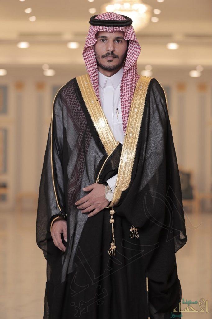 """أسرة """"المزيني"""" تحتفي بزفاف ابنها """"خالد"""""""