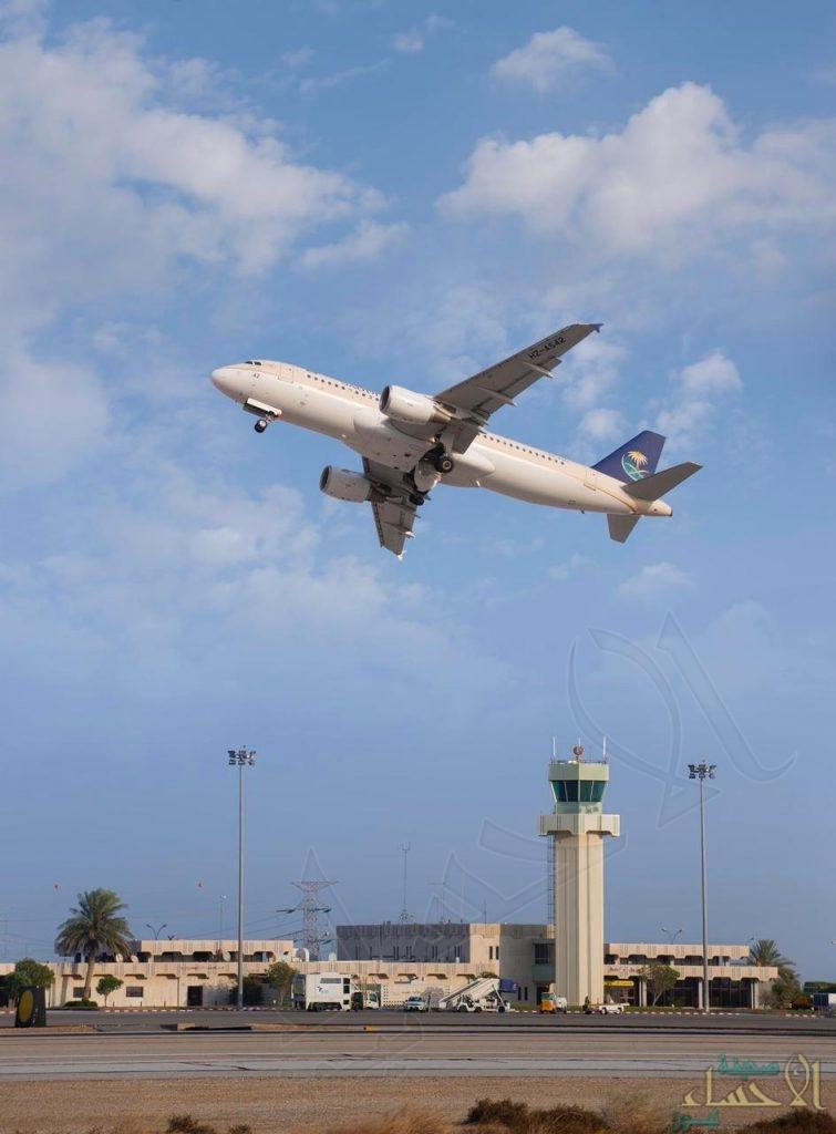 """هنا تفاصيلها … فرصة لمُحبي أنشطة """"نادي الطيران"""" السعودي بمطار الأحساء الدولي"""