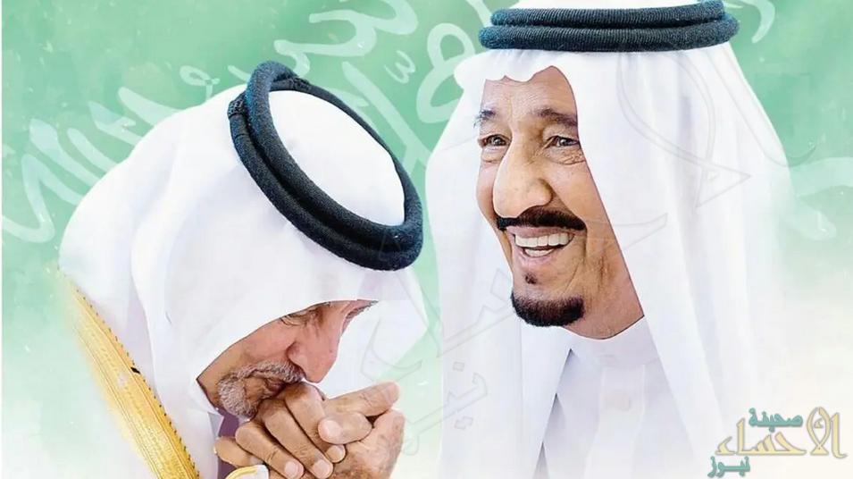 """بالفيديو .. """"خالد الفيصل"""" يهدي قصيدة جديدة لـ الملك سلمان: """"أنت راع الطويلة وأنت سر الأمان"""""""